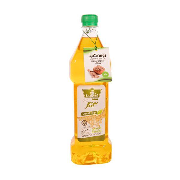 روغن کنجد بکر به دلیل روغن کشی در دمای پایین، روغنی کاملا طبیعی و خالص با رنگ ، عطر و طعم مطبوع است که با برند معتبر شیررضا با قیمت مناسب عرضه می شود.