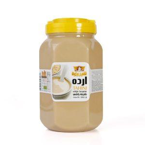 ارده ممتاز شیررضا مقدار 1500 گرم