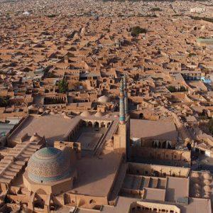 عکس های یونسکو از شهر تاریخی یزد