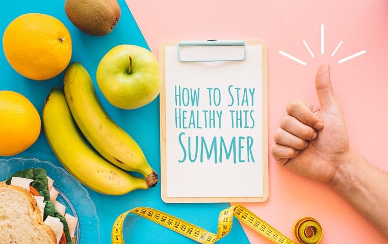 رژیم غذایی برای نگه داشتن وزن و سلامتی بدن در هوای گرم بهاری